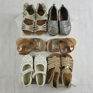 Girls Size 8 Sandals & Shoes